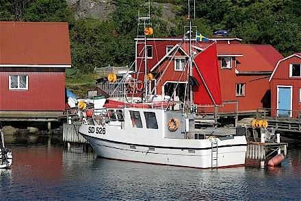 Oppdatert Fiskebåter til salgs sverige – Lampe giganten HI-61
